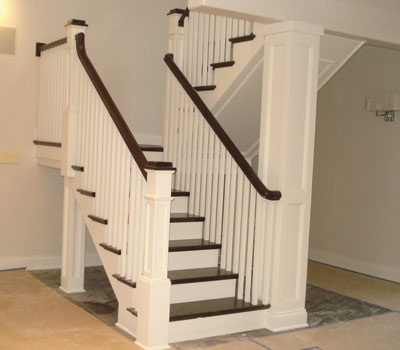 Newels and Balusters